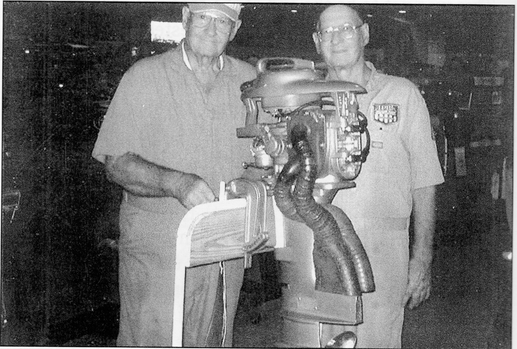 20H prototype 1954